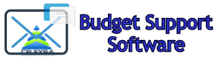 Budget Support Software